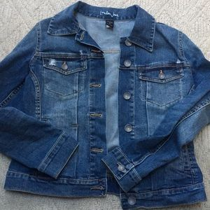 London Jean Jacket size medium